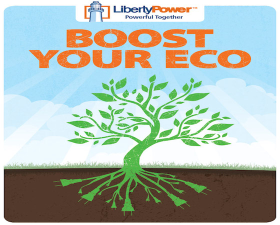LIBERTY POWER EARTH DAY CAMPAIGN