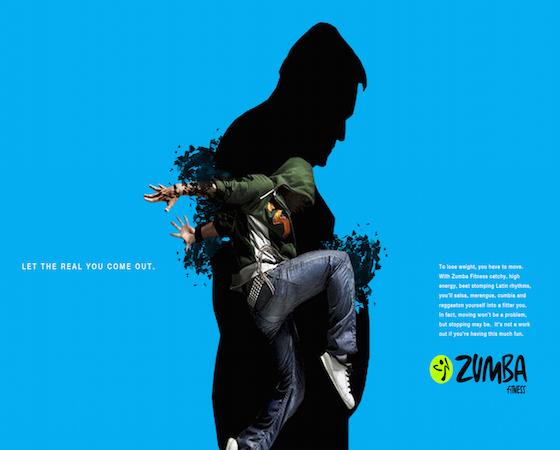 Zumba Ads